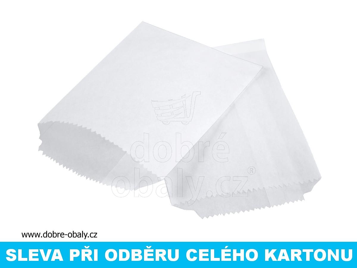 30988bb4942 Sáček lékárenský papírový 8 x 11 cm 4000 ks